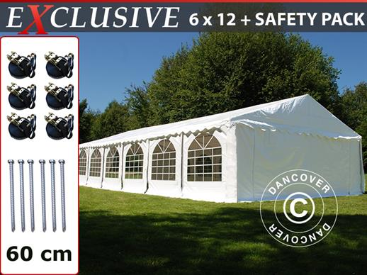 Partytent 6 x 12